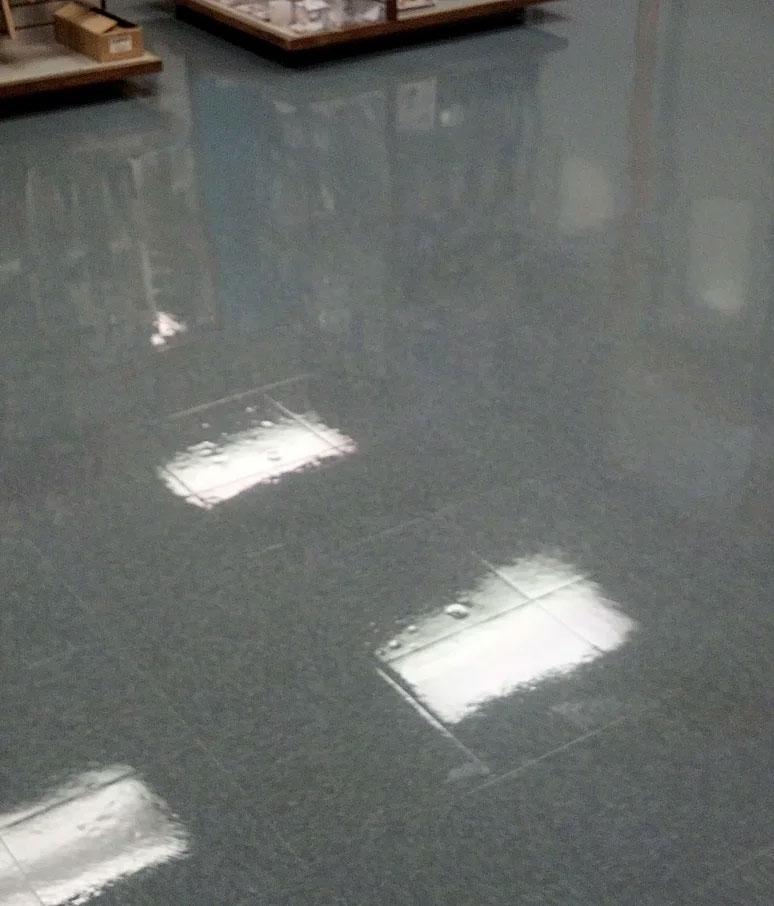 Vct Floor Cleaning Tyler Tx His Handiworks Llc